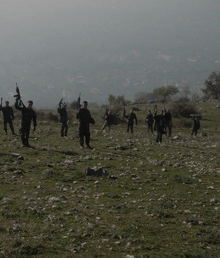Silent Threats Softair Frosinone basciano foto di gruppo