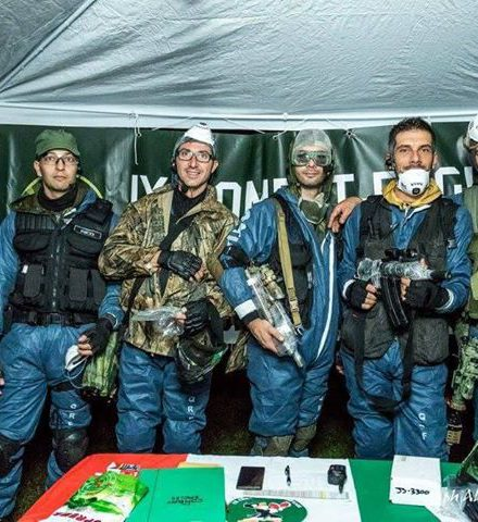Silent Threats Softair Frosinone Torneo