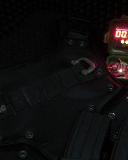 Silent Threats Softair Frosinone vector bomb tattico