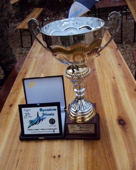 Silent Threats Softair Frosinone torneo primi classificati