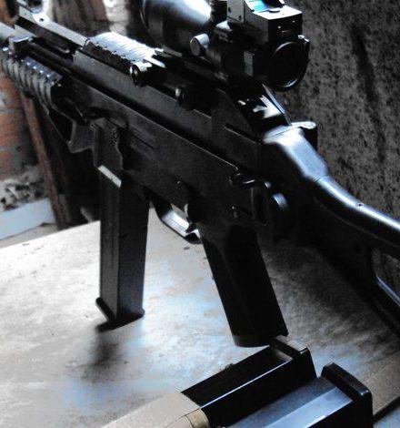 Silent Threats Softair Frosinone ump m89